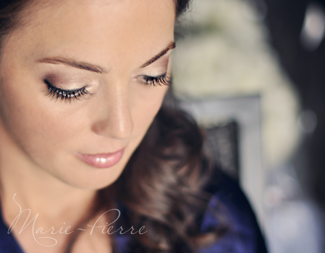Destination Wedding Makeup Tutorial : preview