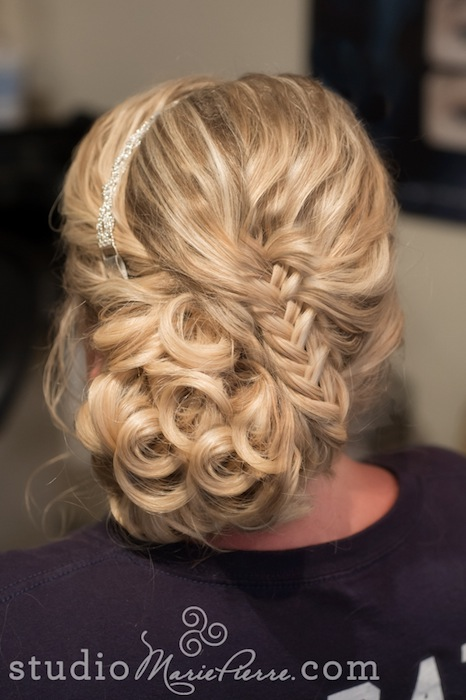 Clip in hair extensions for the key west bride pmusecretfo Images