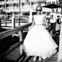 Wedding on Sunset Key in Key West